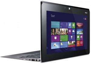 "Лаптоп ASUS TAICHI 21-CW012H, i7-3537U, 11.6"", 4 GB, 128GB, Windows 8 PRO"