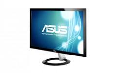 """Стилен и тънък HD LED монитор ASUS VX238T, 23.0"""""""