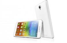 Четириядрен смартфон Lenovo A5000 Dual SIM (бял)