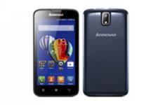Изгоден смартфон Lenovo A328 Dual SIM (черен)