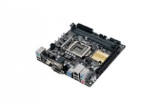 Изгодна Mini ITX дънна платка ASUS H110I-PLUS D3