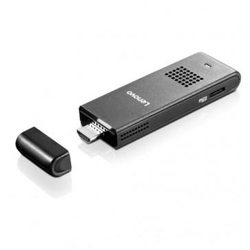 Мини персонален компютър Lenovo Ideacentre Stick 300 /90ER0005RN/, Z3735F, 2GB, 32GB, Win 8.1