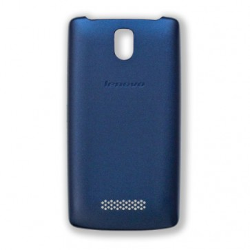 Калъф Lenovo A1000 Back Cover Blue