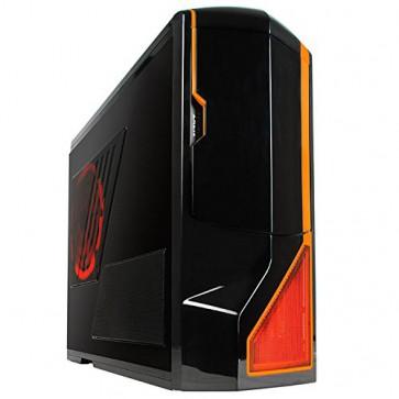 Кутия NZXT Phantom Black + Orange