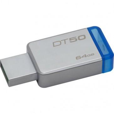 USB флаш памет Kingston DataTraveler 50 64GB USB3.0