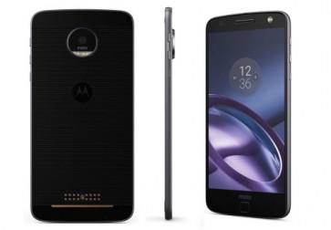 Смартфон MOTO Z XT1650-03 Dual SIM Black