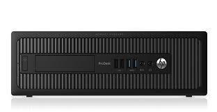 Десктоп компютър HP 600 G1 SFF, I7-4790, 8GB, 500GB