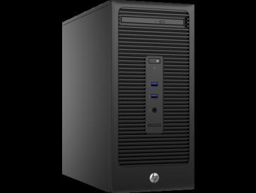 Десктоп компютър HP 280 G2 Microtower PC, i3-6100, 4GB, 500GB