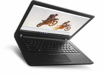 "Лаптоп LENOVO 110-14IBR /80T6007NBM/, N3060, 14"", 4GB, 500GB"