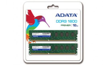 Памет ADATA 2X8GB DDR3 1600MHz