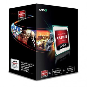 Процесор AMD A8-7650K, 3.3GHz, FM2+, BOX