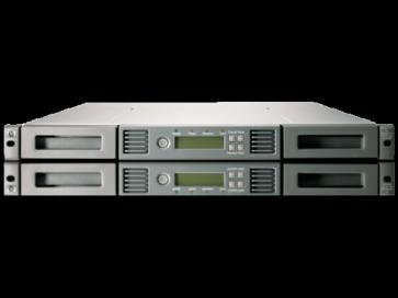 HP StoreEver 1/8 G2 LTO-6 Ultrium 6250 SAS Autoloader w/8 LTO-6 Media/TVlite