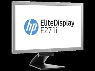 """Монитор HP EliteDisplay, 27"""", E271i 27-inch IPS LED Backlit Monitor"""