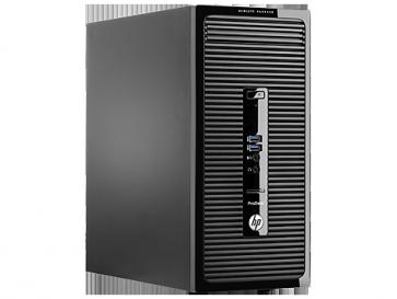 Десктоп компютър HP ProDesk 400 G2 Microtower PC, i5-4590S, 4GB, 500GB