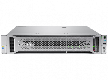 Сървър HPE ProLiant DL180 Gen9, E5-2609v3, 2x8GB-R, H240, 2x300GB SAS 10K, DVD-RW, 2x1Gb, 1x900W PS