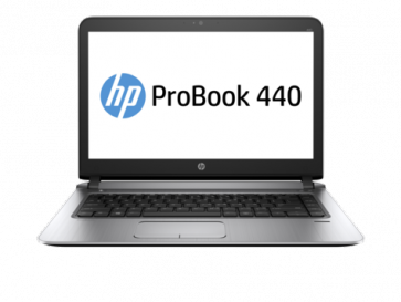 "Лаптоп HP ProBook 440 G3, i7-6500U, 14"", 8GB, 256GB, Win 7 Pro 64"