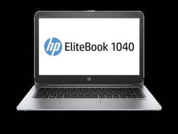 "Лаптоп HP EliteBook 1040 G3 Notebook, i5-6300U, 14.0"", 8GB, 256GB, Win10"