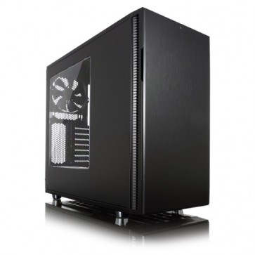Кутия Fractal Design DEFINE R5 Blackout Edition Window