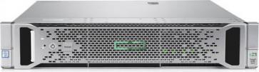 Сървър HPE ProLiant DL380 Gen9, E5-2620v4, 16GB-R, 3x300GB SAS, P440ar/2G, DVD-RW, 4x1GbE, 1x500W