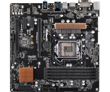 Дънна платка ASROCK H170M Pro4S 4 X DDR4