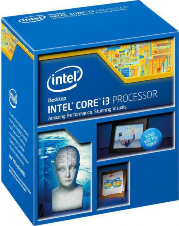 Процесор Intel Core i3-4170 Processor (3M Cache, 3.70 GHz), LGA1150, BOX