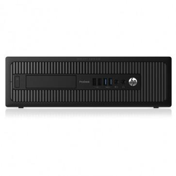 Десктоп компютър HP ProDesk 600 G1 SFF, i3-4150, 4GB, 500GB, Win 7 Pro 64