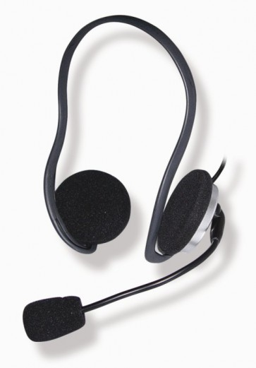 A4 HS-5P HEADSET STEREO+MIC