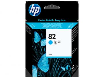 Консуматив HP 82 69 ml Cyan Ink Cartridge за плотер