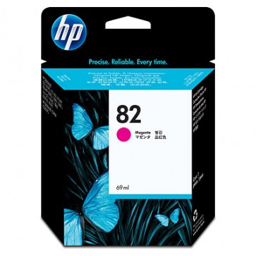 Консуматив HP 82 69 ml Magenta Ink Cartridge за плотер