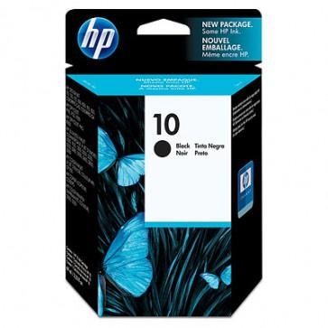 Консуматив HP 10 Black Ink Cartridge за Плотери, за Мастиленоструйни Принтери