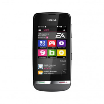 Мобилен телефон NOKIA, 311 NV BG D, GREY