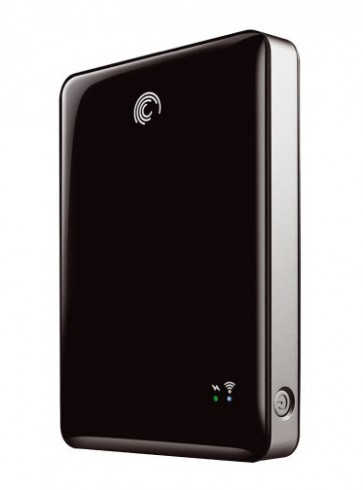 Външен диск Seagate, 500GB, SATELLITE, Wireless, USB 3.0