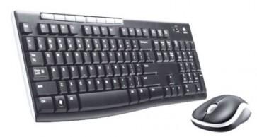 Клавиатура Logitech Wireless Combo MK270