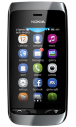 Смартфон NOKIA, 309 NV BG, BLACK