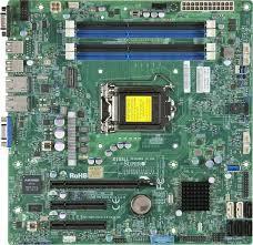 Дънна платка Supermicro MBD-X10SLL-F
