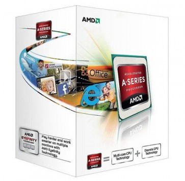 Процесор AMD A4-6300 (2 MB Catch  3.7 GHz)