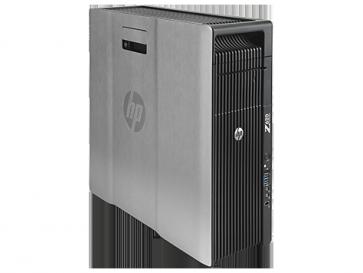 Работна станция HP Z620 Workstation, E5-2620, 16GB, 1TB, Win7