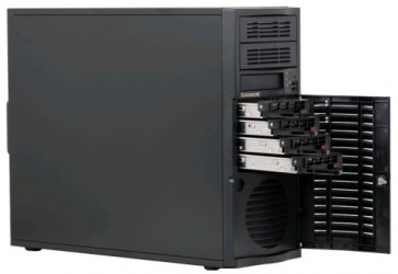 Кутия Supermicro SuperChassis CSE-733TQ-500B