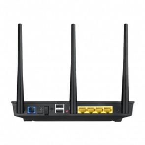 Рутер ASUS DSL-N55U Dual-Band Wireless-N600 Gigabit ADSL Modem Router