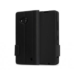 Калъф Flip cover за Microsoft Lumia 550 (Black)