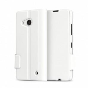 Калъф (Flip cover) за Microsoft Lumia 550 White