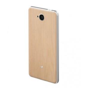 Капак за Microsoft Lumia 650, light wood
