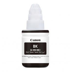 Консуматив CANON GI-490 Black за мастиленоструен принтер
