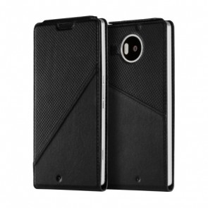 Калъф Notebook flip cover for Lumia 950 XL (black)
