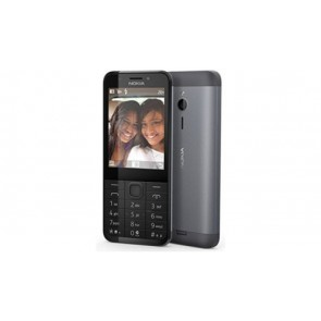 Мобилен телефон NOKIA 230 Dual SIM Dark Silver