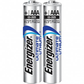 Батерии 2 Energizer Ultimate Lithium AAA 1.5V