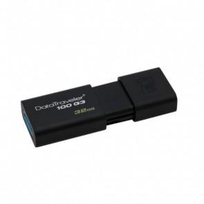 USB флаш памет KINGSTON 32GB, DataTraveler 100 G3, USB 3.0