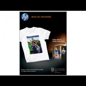 Консуматив HP Iron-on Transfers-12 sht/A4/210 x 297 mm