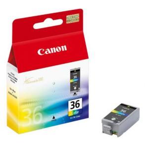 Консуматив Canon CLI-36 Colour за мастиленоструен принтер