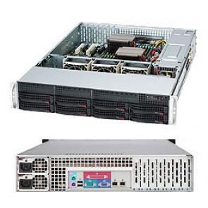 Кутия Supermicro 2U CSE-825TQC-R740LPB